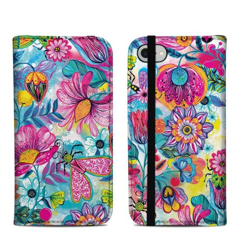 Natural Garden iPhone 8 Folio Case