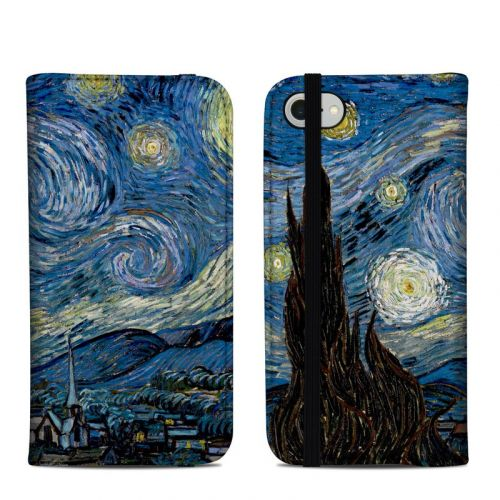 Starry Night iPhone 8 Folio Case