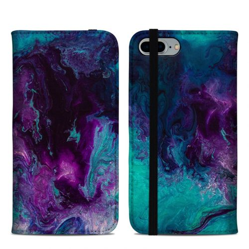 Nebulosity iPhone 8 Plus Folio Case