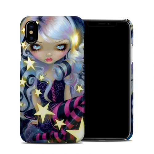 Angel Starlight iPhone X Clip Case