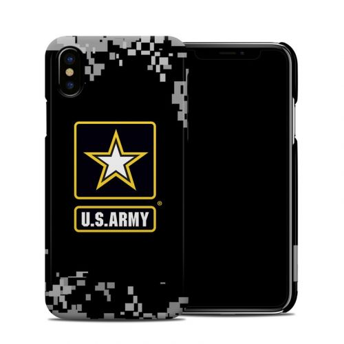 Army Pride iPhone X Clip Case