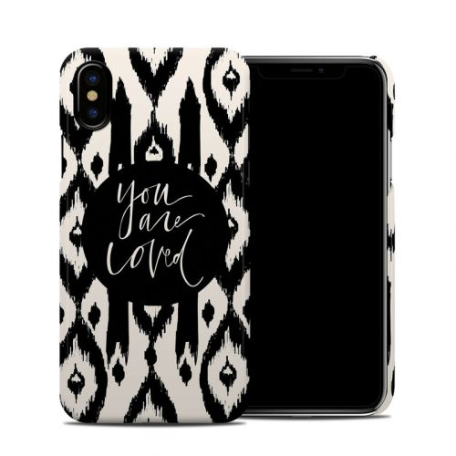 You Are Loved iPhone XS Clip Case