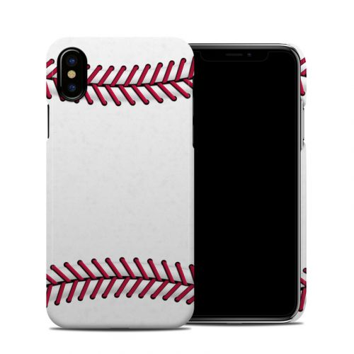 Baseball iPhone XS Clip Case