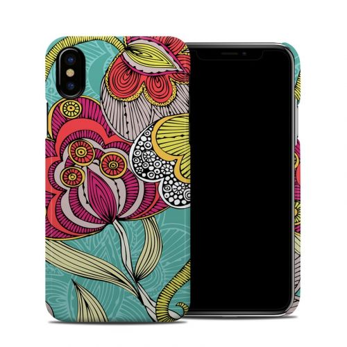 Beatriz iPhone X Clip Case