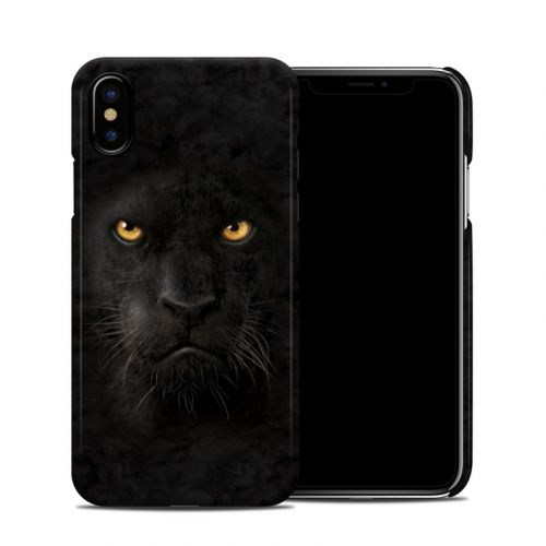Black Panther iPhone XS Clip Case