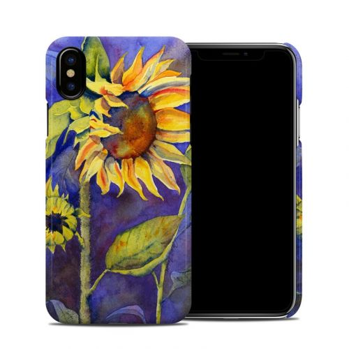 Day Dreaming iPhone X Clip Case