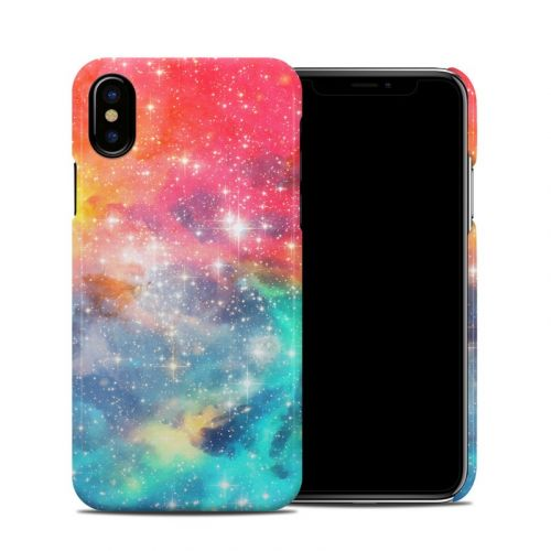 Galactic iPhone XS Clip Case