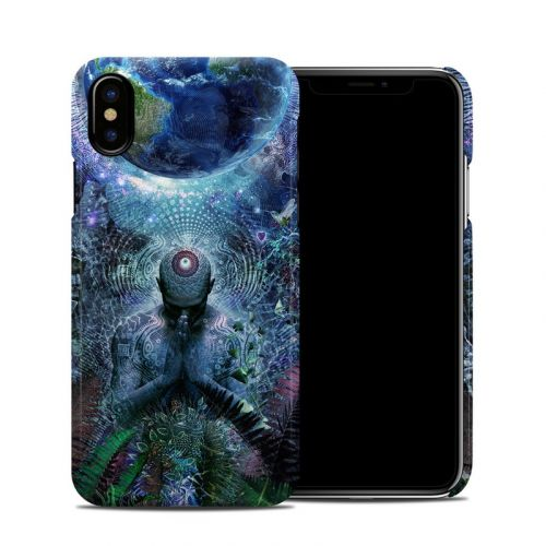 Gratitude iPhone XS Clip Case