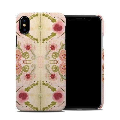 Kali Floral iPhone XS Clip Case