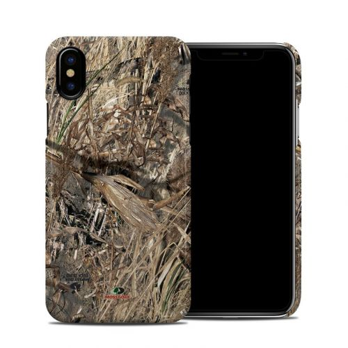 Duck Blind iPhone X Clip Case