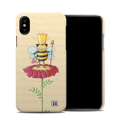 Queen Bee iPhone XS Clip Case