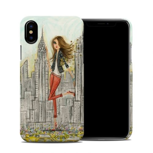 The Sights New York iPhone XS Clip Case