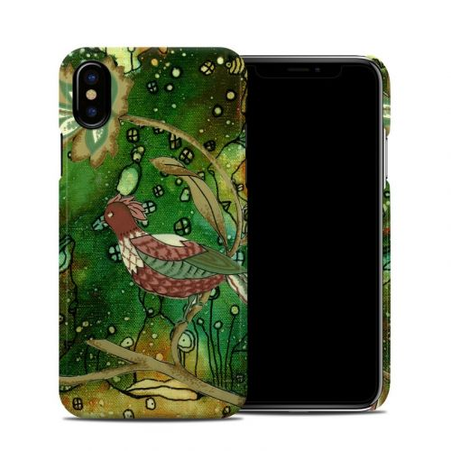 Sing Me A Song iPhone XS Clip Case