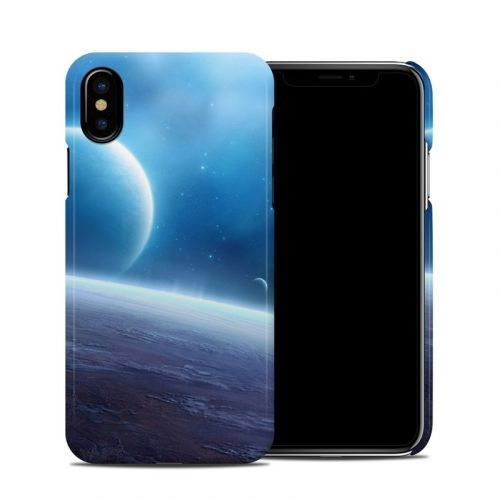 Song of Serenity iPhone XS Clip Case