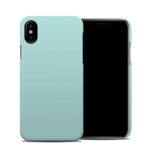 Solid State Mint iPhone X Clip Case