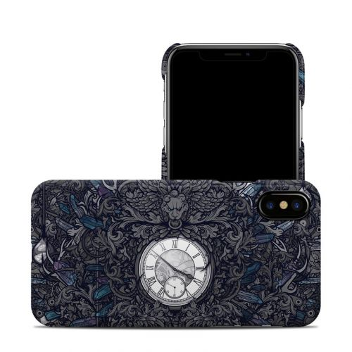 Time Travel iPhone X Clip Case