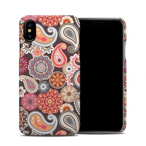 Vashti iPhone XS Clip Case