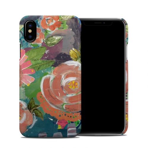 Wild and Free iPhone XS Clip Case