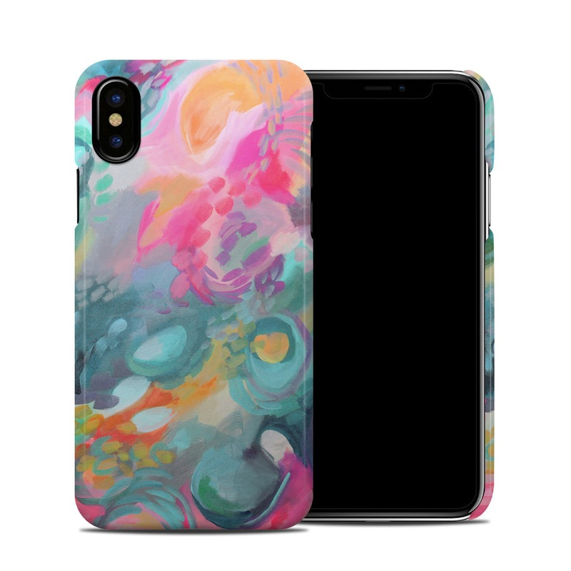 Fairy Pool iPhone XS Clip Case