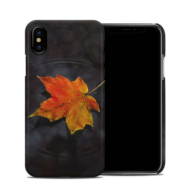 Haiku iPhone X Clip Case