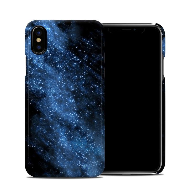 Milky Way iPhone X Clip Case