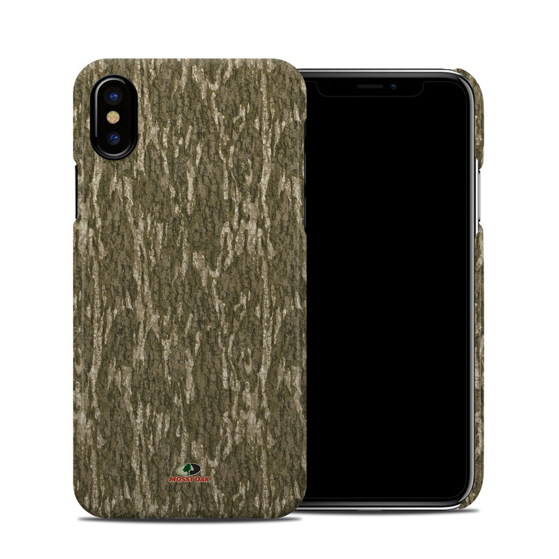 New Bottomland iPhone X Clip Case