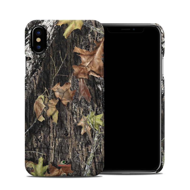 iPhone XS Clip Case design of Leaf, Tree, Plant, Adaptation, Camouflage, Branch, Wildlife, Trunk, Root with black, gray, green, red colors