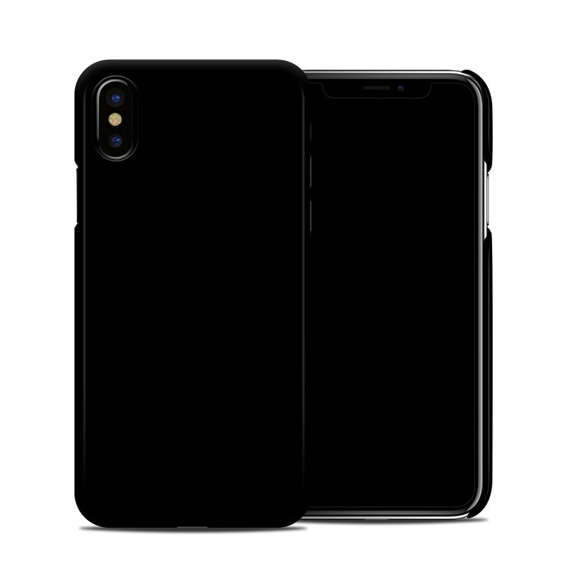 iPhone XS Clip Case design of Black, Darkness, White, Sky, Light, Red, Text, Brown, Font, Atmosphere with black colors