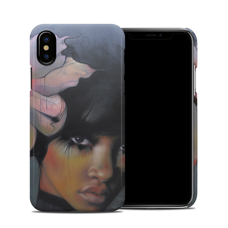 Stashia iPhone X Clip Case