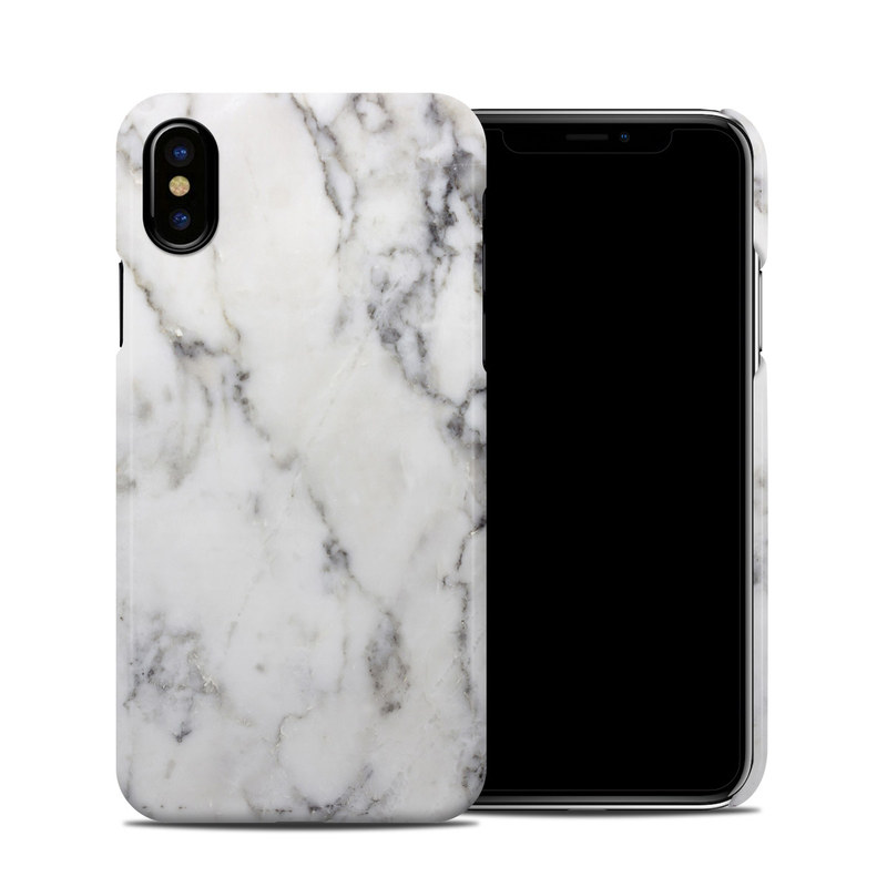 iphone xs case marble
