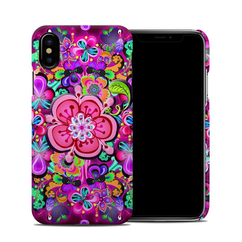 Woodstock iPhone X Clip Case