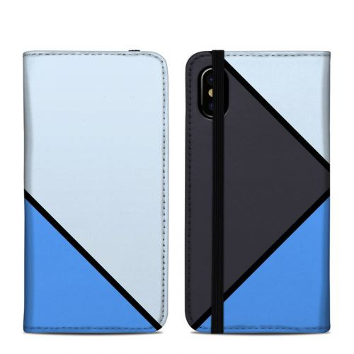 Deep iPhone XS Folio Case