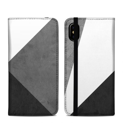 Slate iPhone XS Folio Case