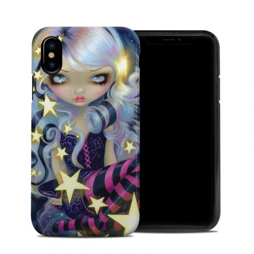 Angel Starlight iPhone X Hybrid Case