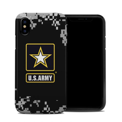 Army Pride iPhone X Hybrid Case