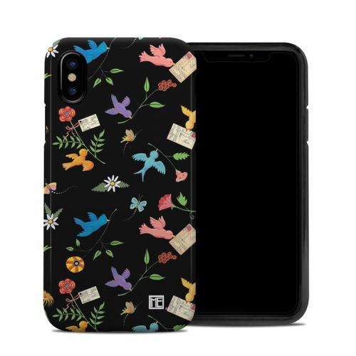 Birds iPhone X Hybrid Case