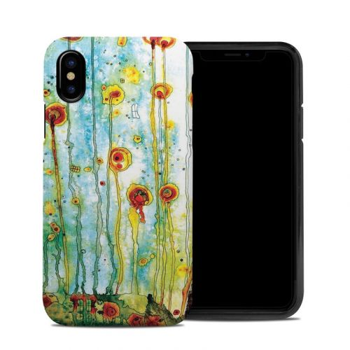 Beneath The Surface iPhone X Hybrid Case