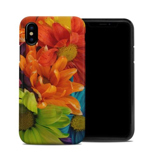 Colours iPhone X Hybrid Case