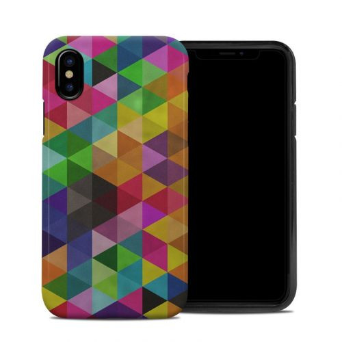 Connection iPhone XS Hybrid Case
