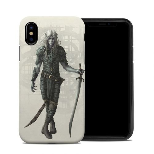 Dark Elf iPhone X Hybrid Case
