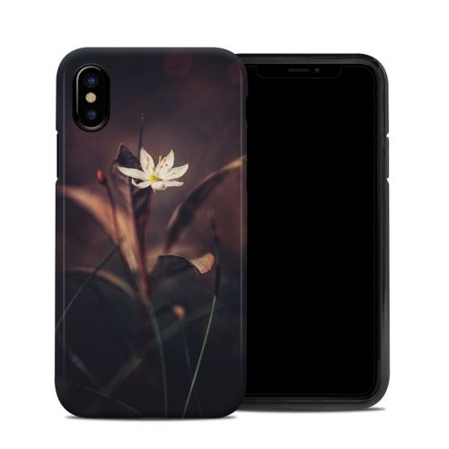 Delicate Bloom iPhone XS Hybrid Case