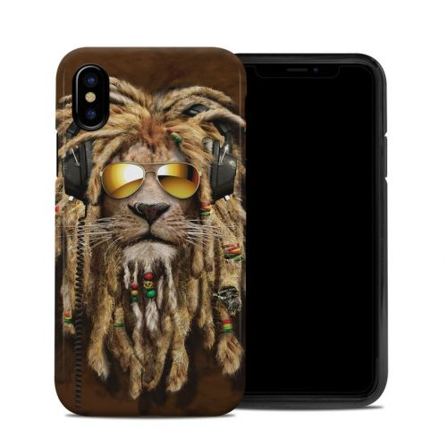 DJ Jahman iPhone X Hybrid Case
