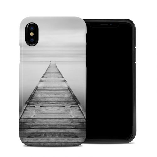 Dock iPhone XS Hybrid Case