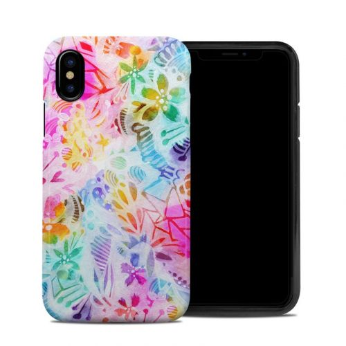 Fairy Dust iPhone X Hybrid Case