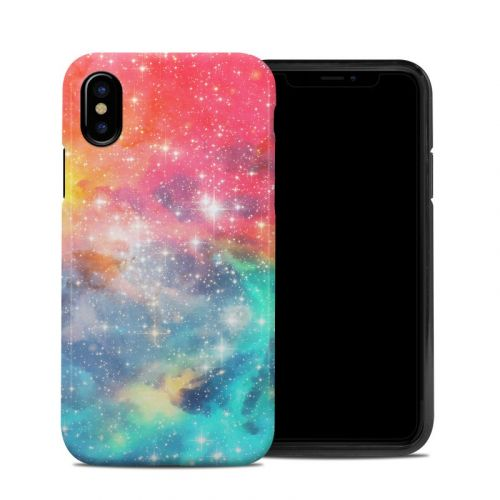 Galactic iPhone XS Hybrid Case