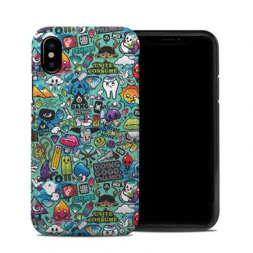 Jewel Thief iPhone X Hybrid Case
