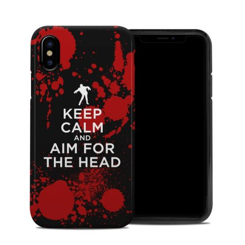 Zombie iPhone X Hybrid Case
