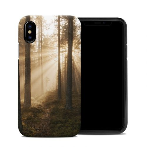 Misty Trail iPhone X Hybrid Case