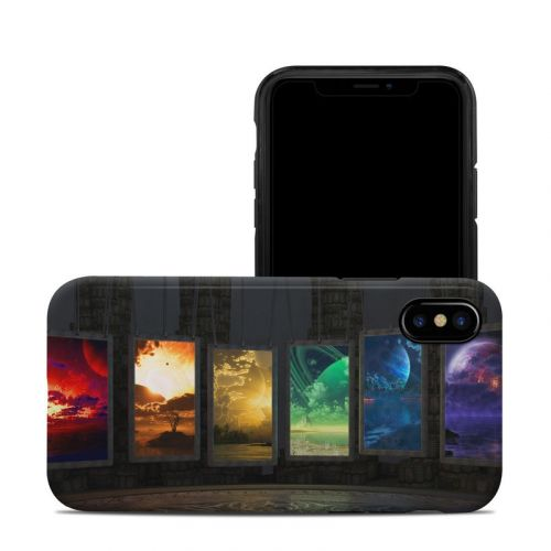 Portals iPhone X Hybrid Case