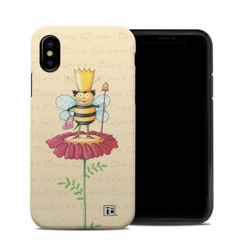 Queen Bee iPhone XS Hybrid Case